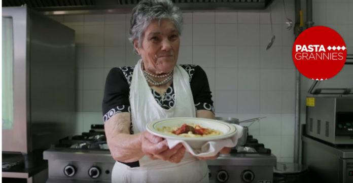 Rosa Pasta Grannies