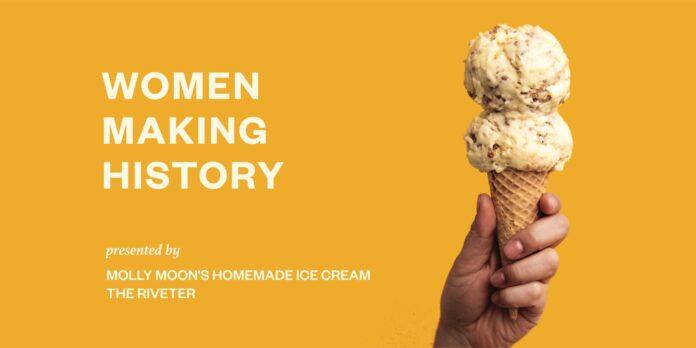Molly Moon's - Women Making History